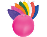 Monocolour beach ball